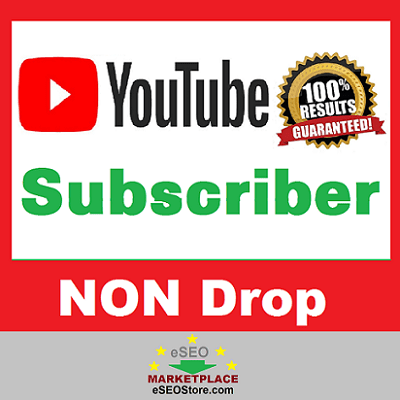 Non Drop YouTube Subscribers