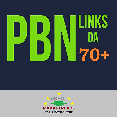 High quality PBN backlinks