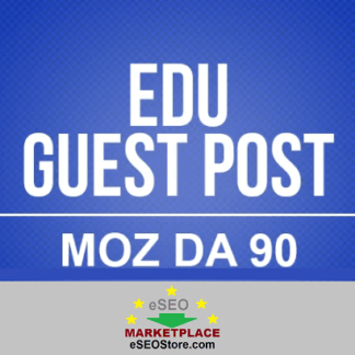 Buy .EDU guest post