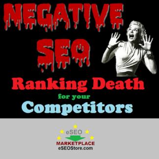 Buy Negative SEO service