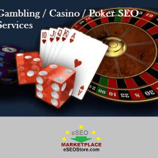 Casino SEO Package
