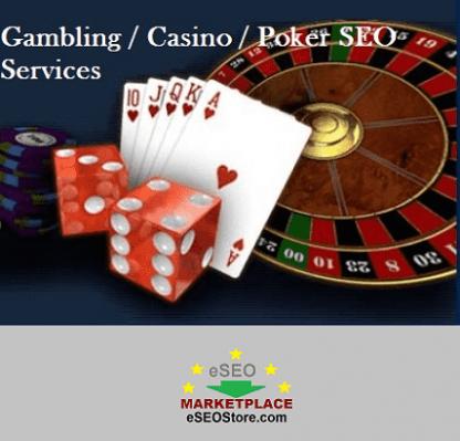 Casino SEO Service Pack