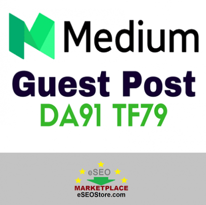Guest post on Medium