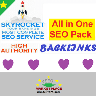 Buy All in one SEO package