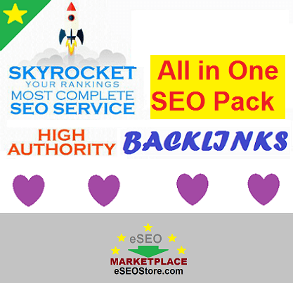 All in one SEO package