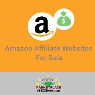 Buy amazon affiliate website