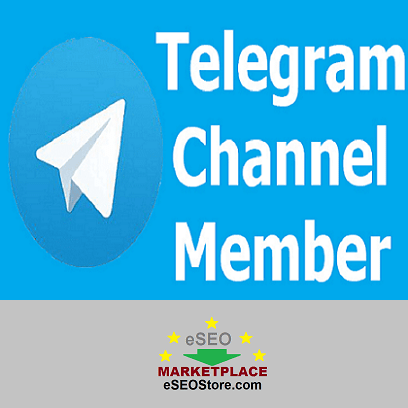 Telegram channel members